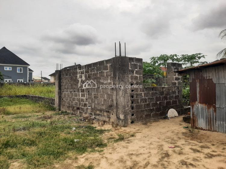 Facing Express Fenced Full Plot 60by120 with Governor Consent Title, Bogije, Ibeju Lekki, Lagos, Commercial Land for Sale