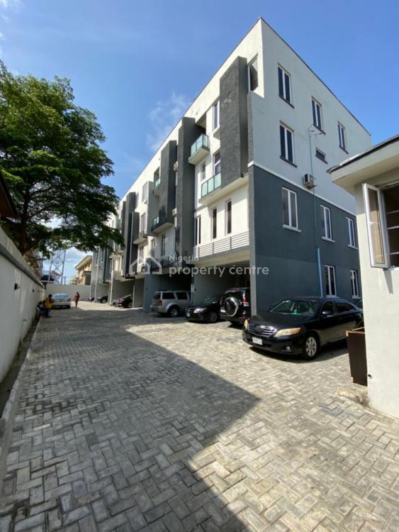 Luxury 4 Bedroom Terrace in a Serene Environment, Oniru, Lekki, Lagos, Terraced Duplex for Rent