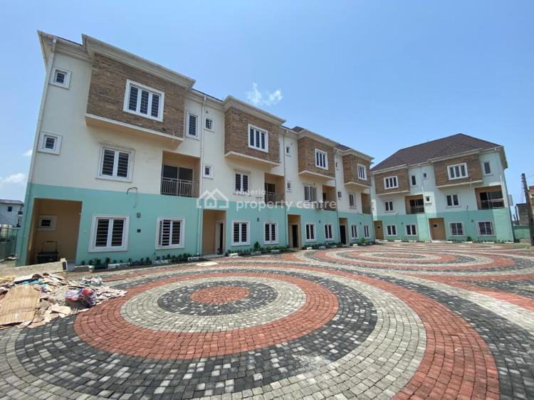 Luxury 2 Bedroom Terrace in a Lovely Environment, Ikate, Lekki, Lagos, Terraced Duplex for Rent