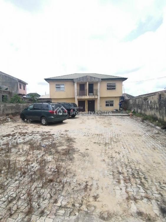 Distress 2 Units 3 Bedroom Semi Detached, Sangotedo Higher Ground Estate, Lekki, Lagos, Semi-detached Duplex for Sale