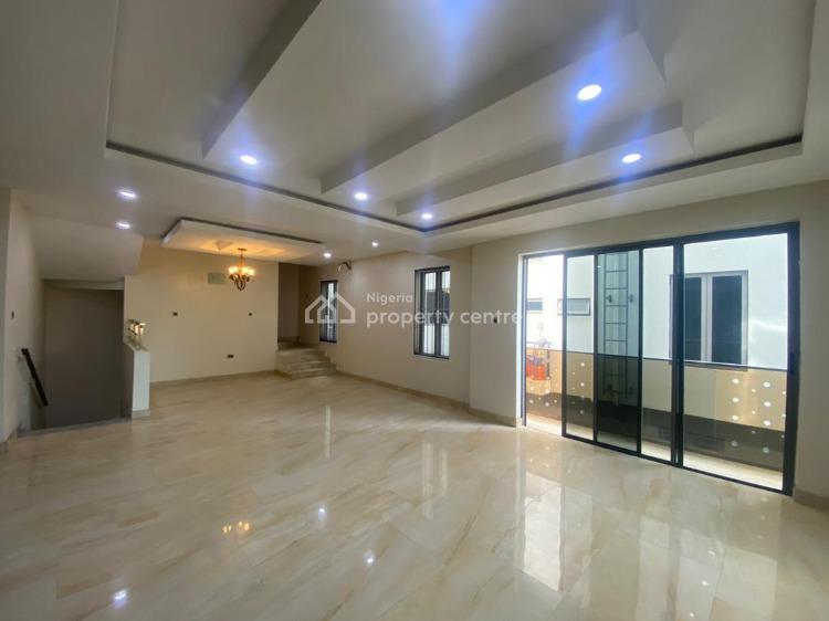Tastefully Finished 4 Bedroom Terrace Duplex, Off Boudillon Road, Old Ikoyi, Ikoyi, Lagos, Terraced Duplex for Rent