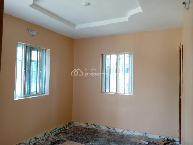 a Newly Built Executive Mini Flat, Hossana Estate, Behind Victory Estate, Ago Palace, Isolo, Lagos, Mini Flat for Sale