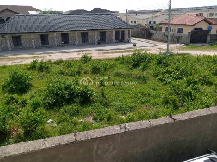 a Corner Piece Dried Level Land in a Secured Estate, General Paint, Abraham Adesanya, Sangotedo, Ajah, Lagos, Residential Land for Sale