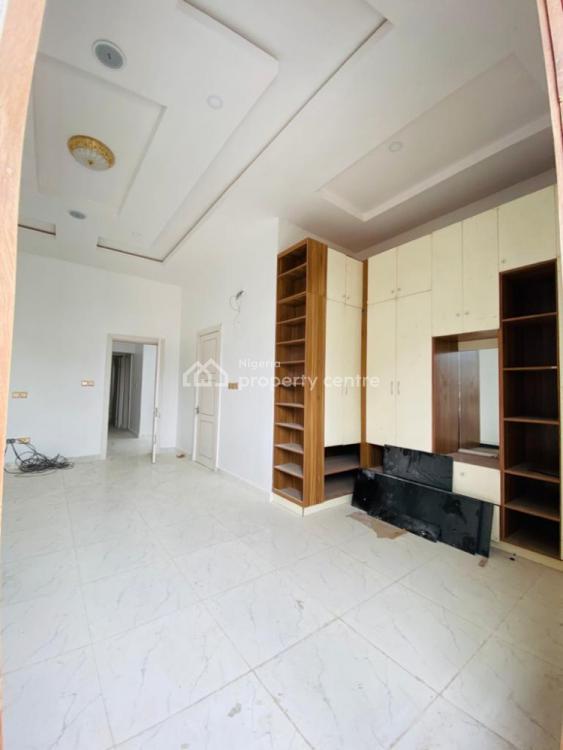 4 Bedroom Semi Detached Duplex with a Room Bq, Chevron Alternative, Lekki, Lagos, Detached Duplex for Sale