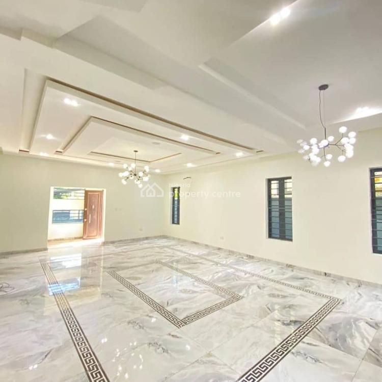 5 Bedrooms Fully Detached Duplex with Bq, Lekki Phase 1, Lekki, Lagos, Detached Duplex for Sale