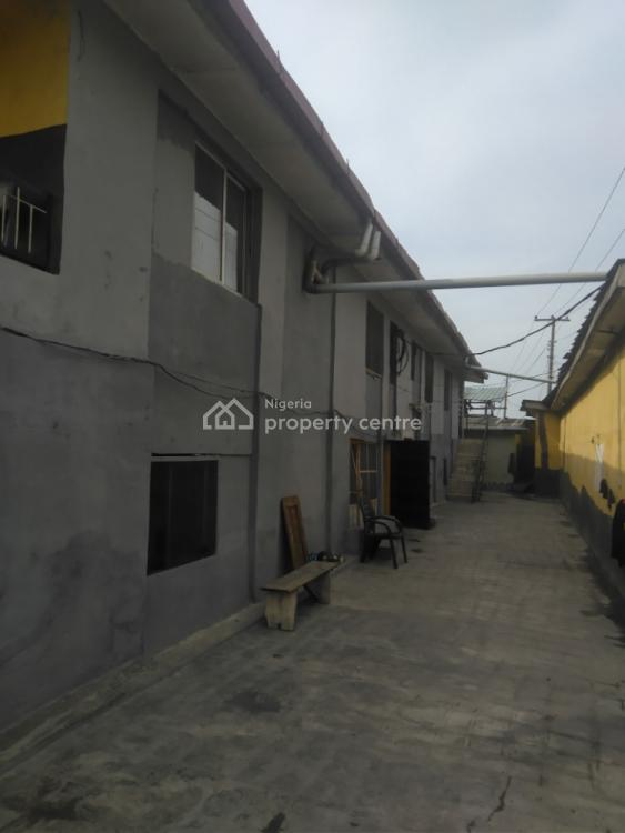 Mini Flats in a Decent Building with Parking Space, Odelano Street, Shomolu, Lagos, Mini Flat for Rent
