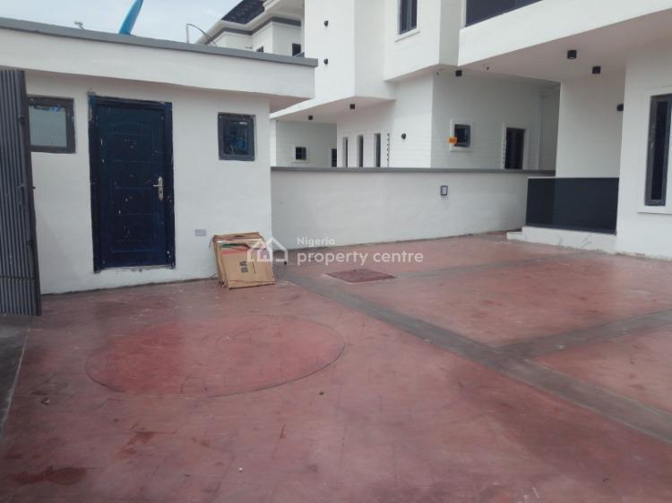 Pgl 225: Furnished 4 Bedroom Detached, Felicia Alarape Elegushi Street, Ikate Elegushi, Lekki, Lagos, Detached Duplex for Sale