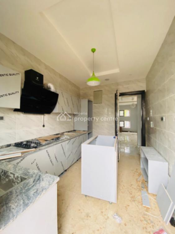 4 Bedrooms Semi Detached Duplex with a Room Bq, Ikota Gra, Lekki, Lagos, Semi-detached Duplex for Sale