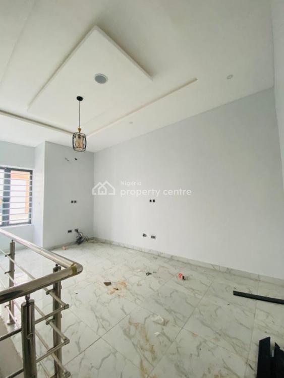 4 Bedroom Semi Detached Duplex with a Room Bq, Ikota Gra, Lekki, Lagos, Semi-detached Duplex for Sale