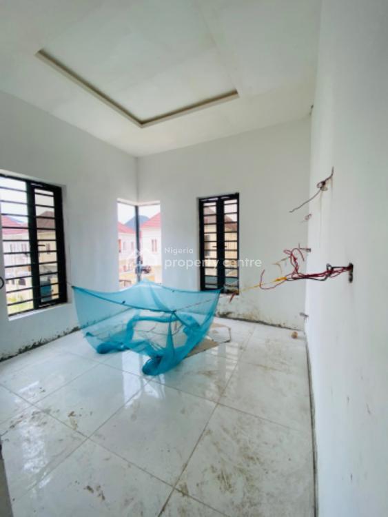 5 Bedrooms Fully Detached Duplex with a Room Bq, Chevron Alternative, Lekki, Lagos, Detached Duplex for Sale