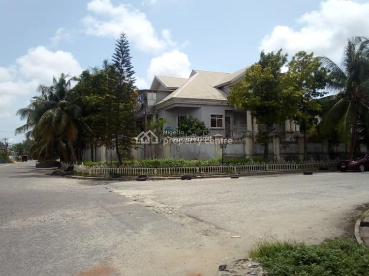 a 5 Bedroom Detached Duplex on 1,210.38sqm Corner Piece, Lekki Phase 1, Lekki, Lagos, Detached Duplex for Sale