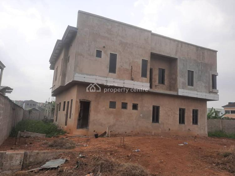 Uncompleted 2 Units of 3 Bedroom Semi-detached Duplex, Ogudu Phase 2, Ogudu, Lagos, Semi-detached Duplex for Sale