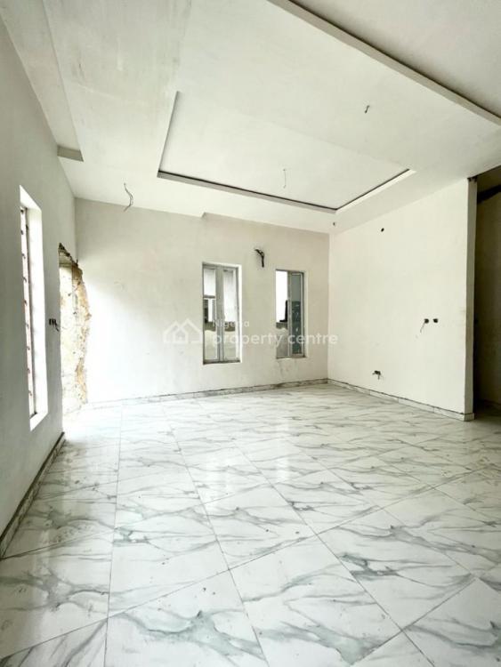 Exclusive 4 Bedroom Semi-detached Duplex, 2nd Toll Gate, Lekki, Lagos, Semi-detached Duplex for Sale