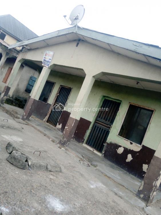 4 Numbers of Room and Parlour Self Contain, Sam Nuga Street, Alaba, Ojo, Lagos, Mini Flat for Sale