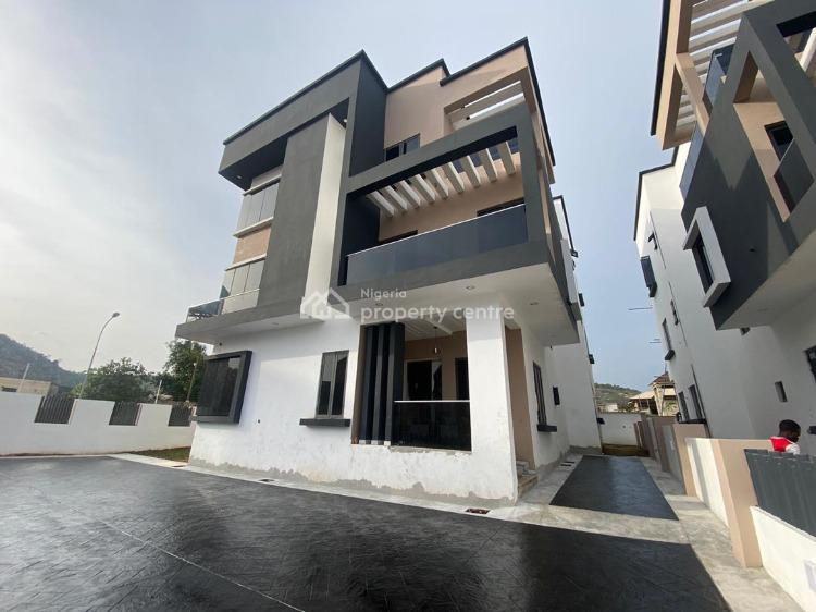 Newly Built and Exquisitely Finished 4 Bedroom, Katampe Extension, Katampe, Abuja, Detached Duplex for Sale