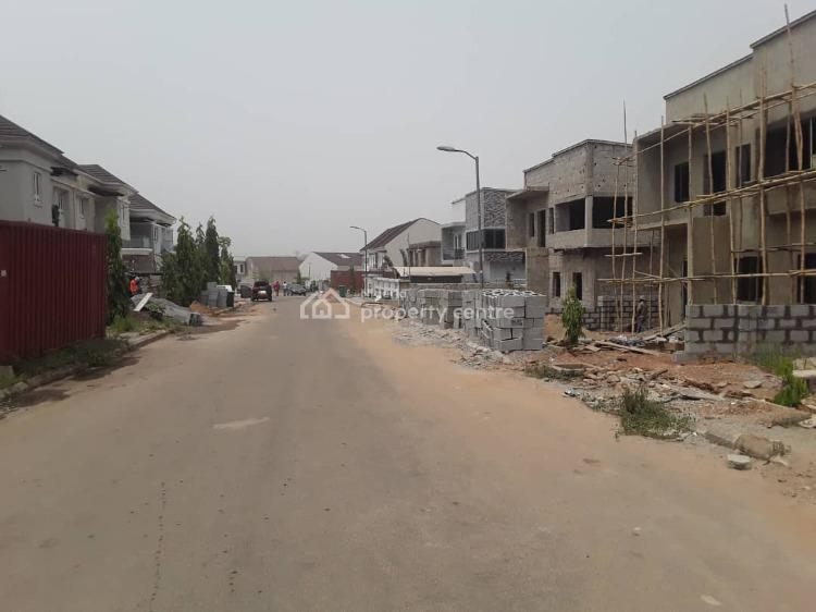 4 Bedroom Detached Duplex + Bq (carcass), Rockvale Manor Estate, Gudu, Abuja, Detached Duplex for Sale