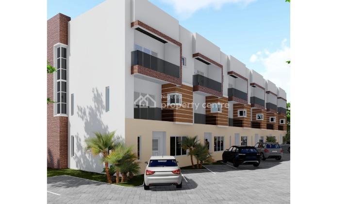 4 Bedrooms Terraced Duplex with a Boys Quarter, Lekki Phase 1, Lekki, Lagos, Detached Duplex for Sale