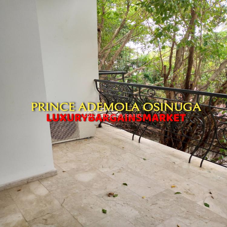 for Proper Expartraites Only - 3 Bedroom Apartment + Trees +pool + Bq, Banana Island Estate, Banana Island, Ikoyi, Lagos, Flat for Rent