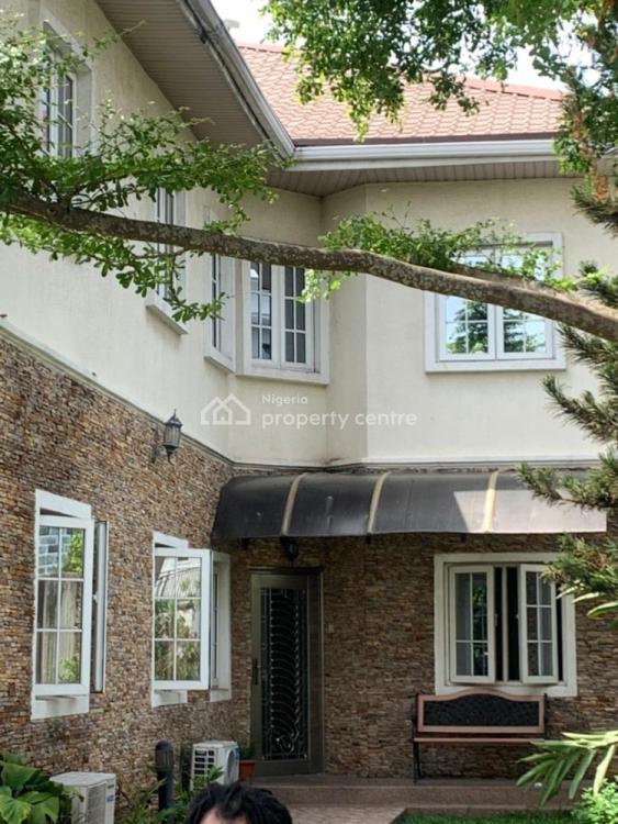 5 Bedrooms Detached Duplex in a Prestigious Estate, Nicon Town Estate, Nicon Town, Lekki, Lagos, Detached Duplex for Sale