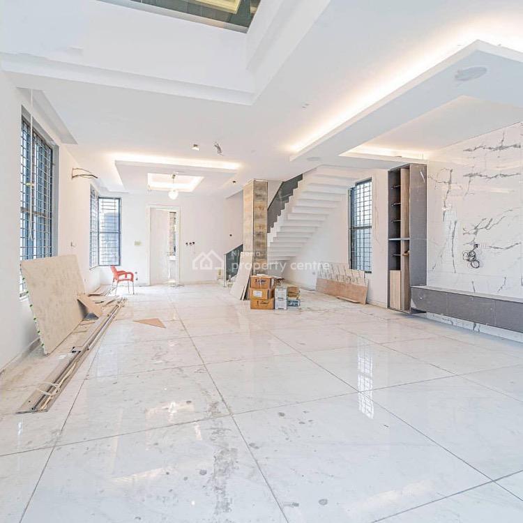 Super Luxury 5 Bedroom Fully Detached Duplex with a Bq, Lekki Phase 1, Lekki, Lagos, Detached Duplex for Sale