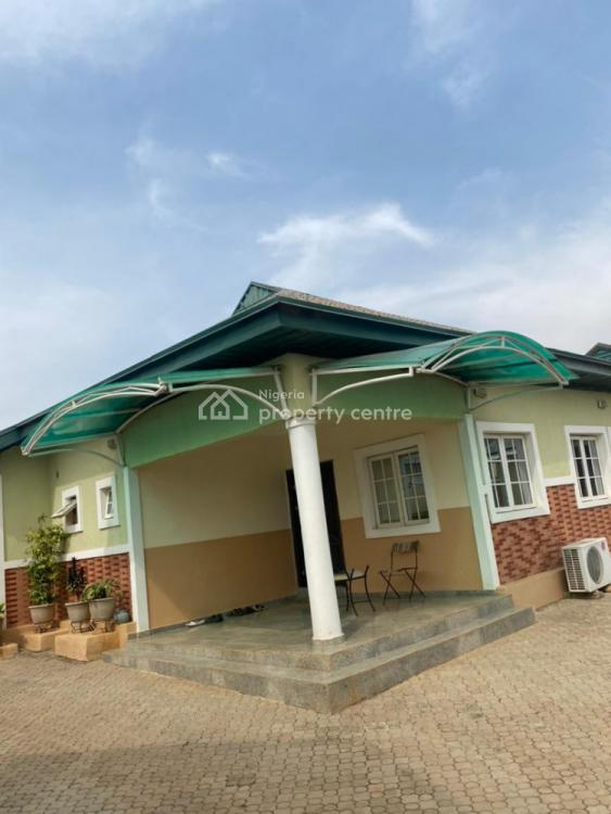 3 Bedrooms Bungalow with 2 Rooms Bq, Prince and Princess Estate, Duboyi, Abuja, House for Sale