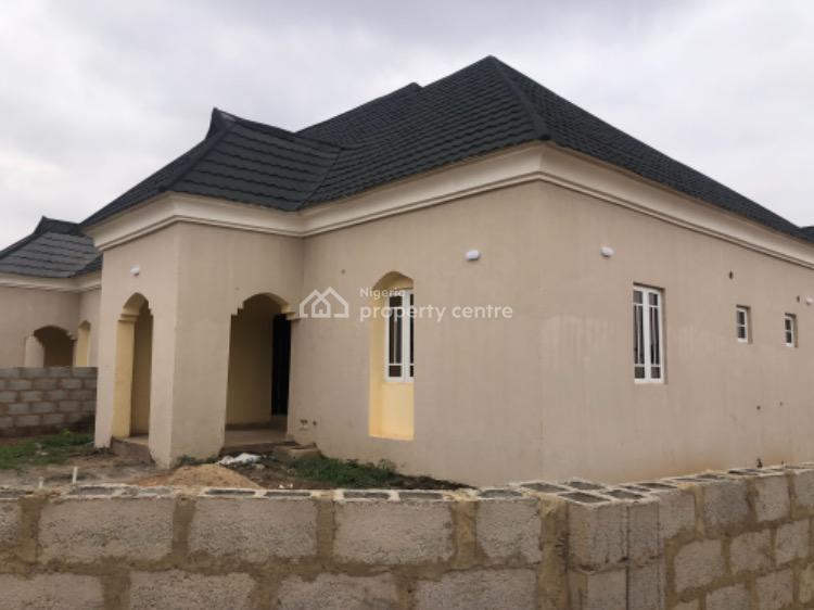 2 Bedroom Semi Detached Bungalow, Kanma Homes, Lugbe District, Abuja, Semi-detached Bungalow for Rent