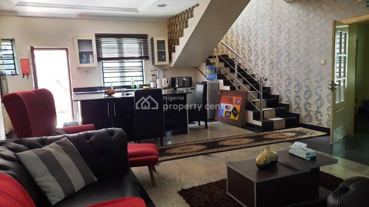Fully Furnished 4 Bedrooms Duplex, Agungi, Lekki, Lagos, Terraced Duplex for Sale