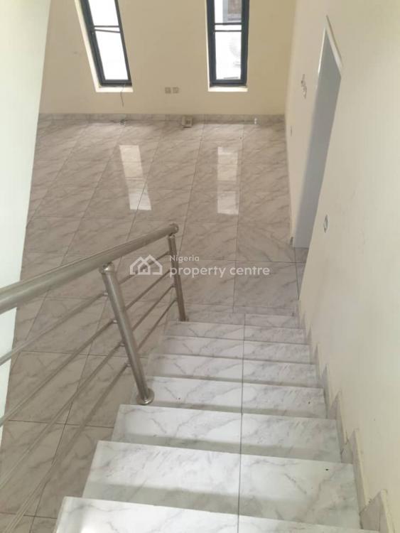 Luxury 4 Bedroom Duplex with B.q, Abiola Court 12, Off Gbangbala Road, Ikate Elegushi, Lekki, Lagos, Detached Duplex for Rent