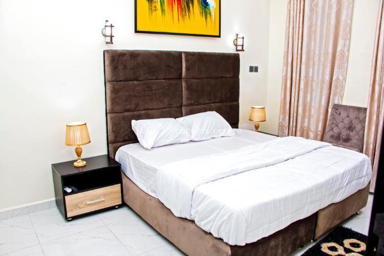 Comfort Suite 4 Bedroom Semi Detached Home, Ikate, Lekki, Lagos, Semi-detached Duplex Short Let