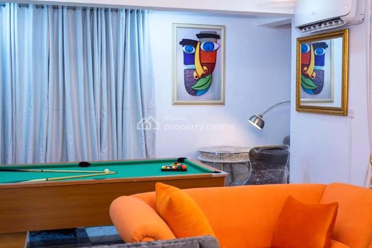 2 Bedroom Colourfully Furnished Apartment, Osapa London, Lekki, Lagos, Flat Short Let