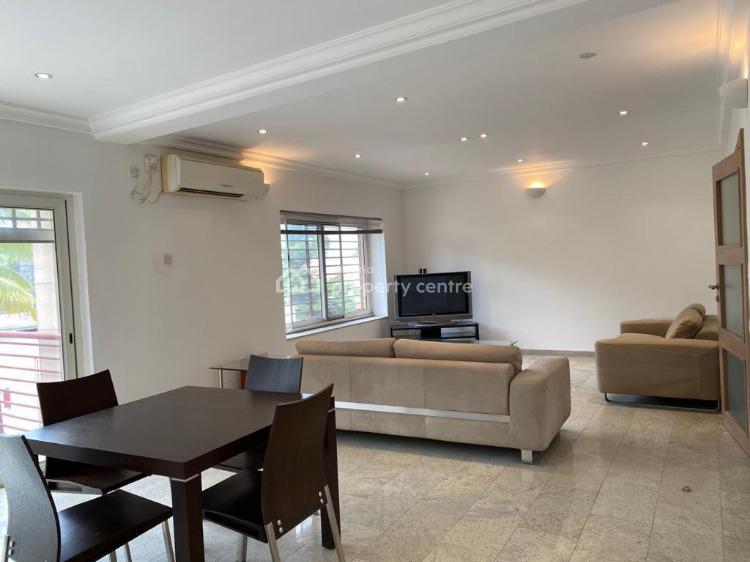 Four Bedrooms Terraced Duplex with Bq, Maitama District, Abuja, Terraced Duplex for Sale