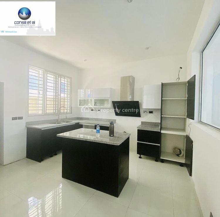 New Contemporary Luxury, Richmond Estate, Lekki Phase 1, Lekki, Lagos, Detached Duplex for Sale