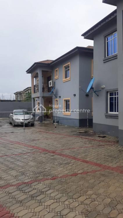 Standard 2 Bedroom All Rooms Ensuite, Royal Palmwill Estate, Remlek., Badore, Ajah, Lagos, House for Rent