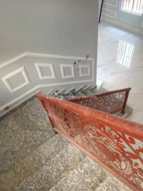 Brand New Spacious 5 Bedroom Detached House with 2 Room Bq, Magodo,shangisha,phase 2, Gra Phase 2, Magodo, Lagos, Detached Duplex for Sale