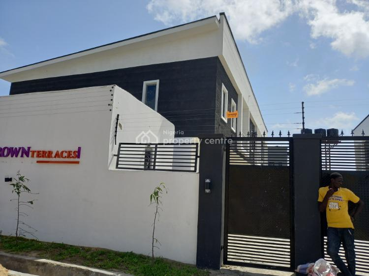6nos of 4 Bedroom Terrace Duplex with Swimming Pool, Vintage Estate, Opposite Crown Estate, Abijo, Lekki, Lagos, Terraced Duplex for Sale