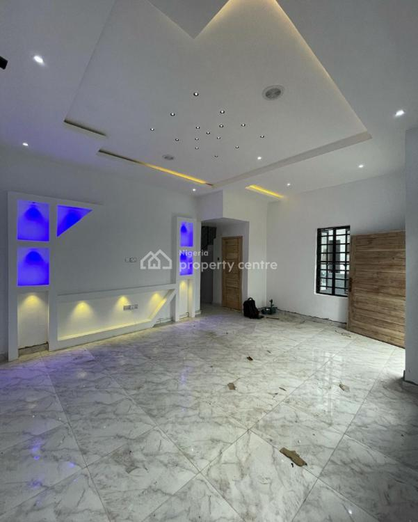 Newly Built 4 Bedroom Fully Detached House with a Bq, Ajah, Lagos, Detached Duplex for Sale