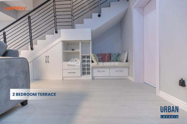 2 Bedroom Terrace Duplex, Ajah, Lagos, Terraced Duplex for Sale