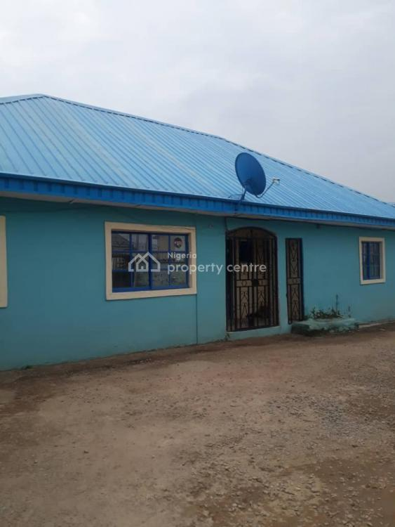 2 Bedroom Bungalow with One Room Staff Quarters, Wumba, Abuja, Detached Bungalow for Sale