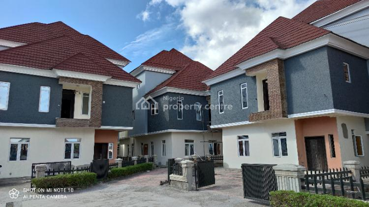 Luxury 8 Units of 5 Bedroom Detached Houses with Swimming Pool., Ikeja Gra, Ikeja, Lagos, Detached Duplex for Rent