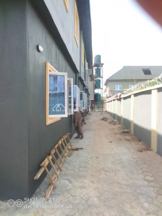 Luxury 2 Bedrooms Flat, All Rooms Ensuite, P & T Estate, Boys Town, Ipaja, Lagos, Flat / Apartment for Rent