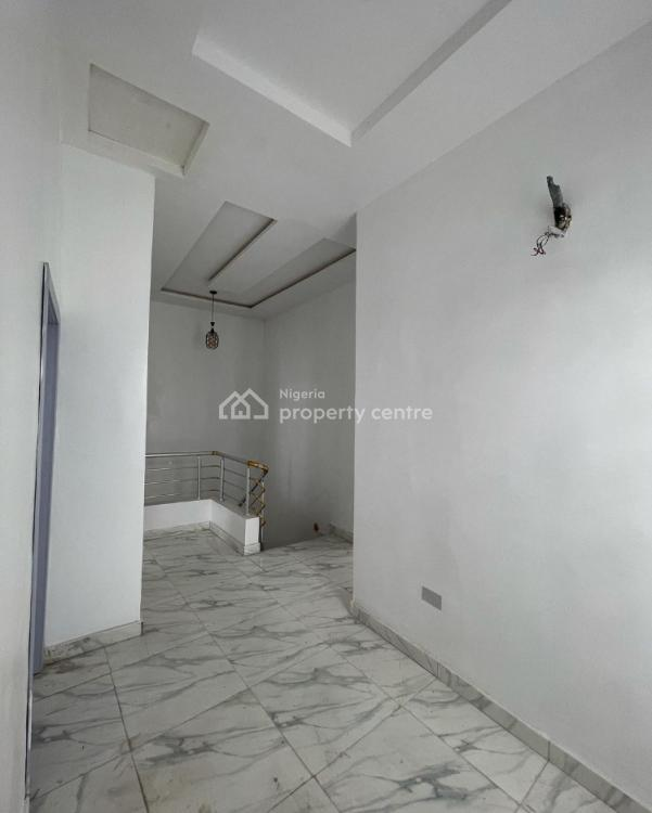 Newly Built 4 Bedroom Fully  Detached Duplex with a Bq;, Second Toll Gate, Lekki Phase 1, Lekki, Lagos, Detached Duplex for Sale