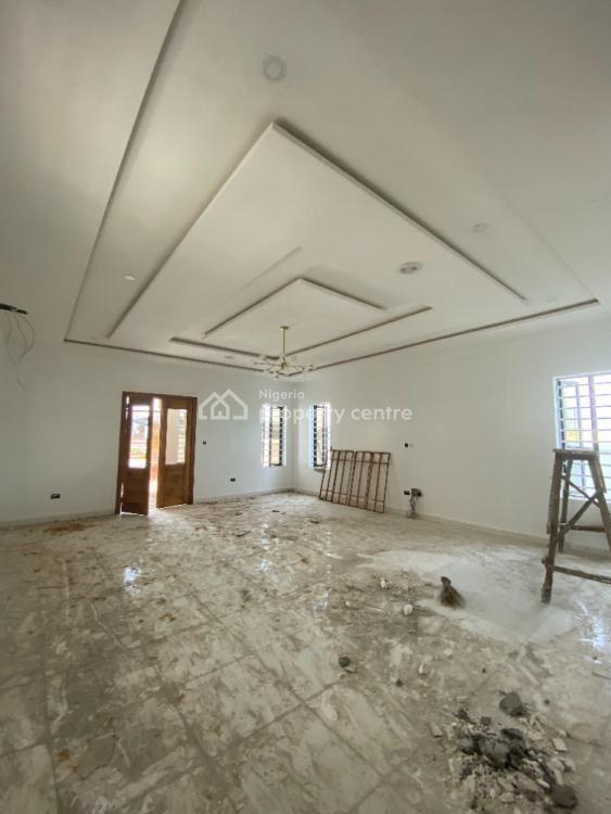 Newly Built 5 Bedrooms Detached Duplex with B.q, By Lekki 2nd Tollgate, Lekki, Lagos, Detached Duplex for Sale