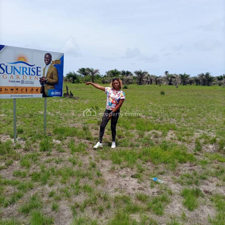 Plots of Land ( Sunrise Garden), Ode Omi, Ibeju Lekki, Lagos, Mixed-use Land for Sale