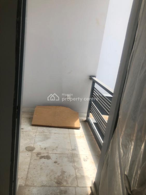 a Newly Built 4 Bedroom Terrace Duplex with a Room Bq, Off Ameyo Adadevoh Way, Jahi, Abuja, Terraced Duplex for Rent