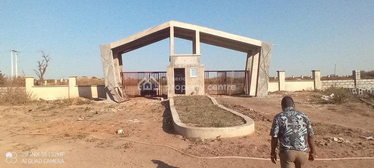 Estate Land in Style, After Train Station, Idu Industrial, Abuja, Residential Land for Sale