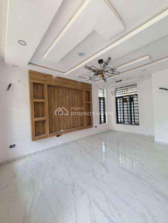Luxury 4 Bedroom Semi Detached Duplex, Behind Ebeano Supermarket, Oniru, Victoria Island (vi), Lagos, Semi-detached Duplex for Sale