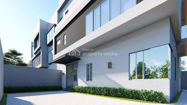 Luxury 5 Bedrooms Semi Detached House with Service Quarter, Banana Island, Ikoyi, Lagos, House for Sale