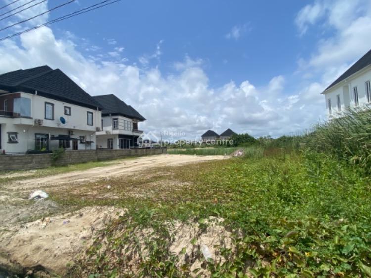 a Land Measuring 333sqm Dry Land, Megamound, Ikota, Lekki, Lagos, Residential Land for Sale