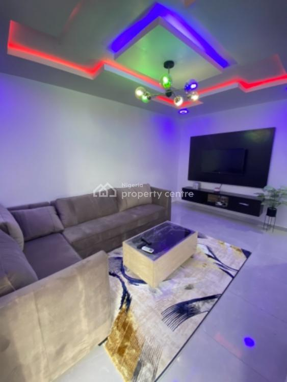 Affordable Serviced Luxurious 1 Bedroom, Peninsula Estate Phase 2, Lekki Phase 2, Lekki, Lagos, Self Contained (single Rooms) Short Let