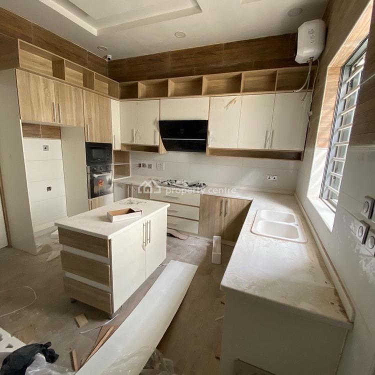Affordable, Newly Built 5 Bedroom Fully Detached House with a Bq, Lekki Phase 2, Lekki, Lagos, Detached Duplex for Sale